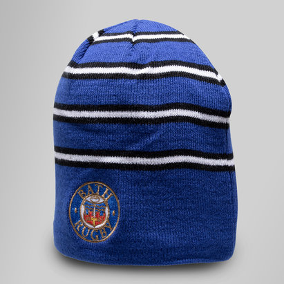 Canterbury Bath 2018/19 Fleece Rugby Beanie Hat