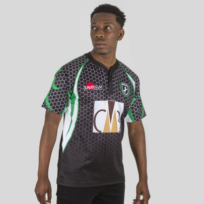 Samurai Nigeria 7s 2017/18 Alternate S/S Replica Rugby Shirt