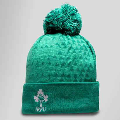 Canterbury Ireland IRFU 2018/19 Rugby Bobble Hat