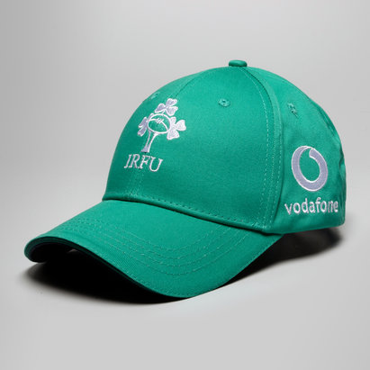 Canterbury Ireland IRFU 2018/19 Cotton Rugby Cap