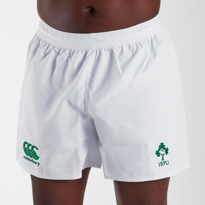 Canterbury Ireland IRFU 2018/19 Home Rugby Shorts