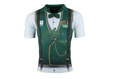 World Beach Rugby The Blarney Brigade 2018 Home S/S Rugby Shirt