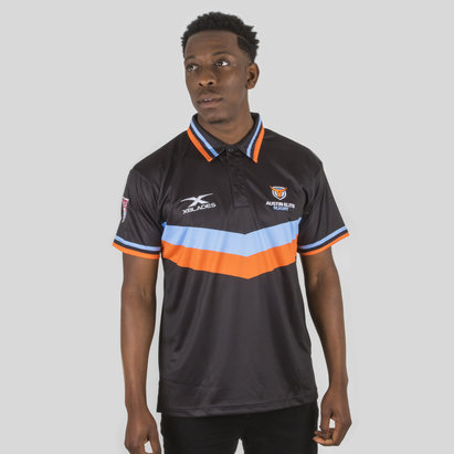 X Blades Austin Elite Rugby MLR 2018 Players Rugby Polo Shirt