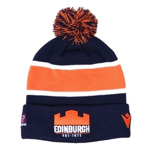 Macron Edinburgh Bobble Hat