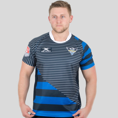 X Blades Glendale Raptors MLR 2018 Home S/S Rugby Shirt