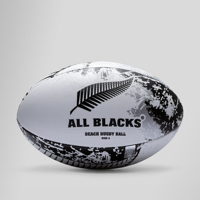 Gilbert New Zealand All Blacks Beach Rugby Ball