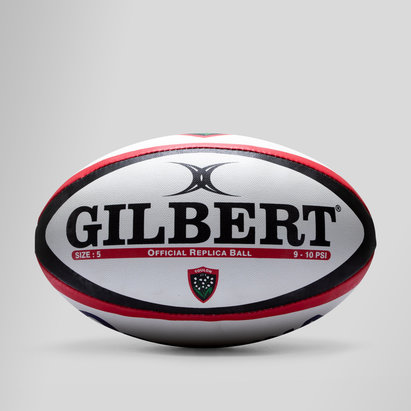 Gilbert Toulon Official Replica Rugby Ball