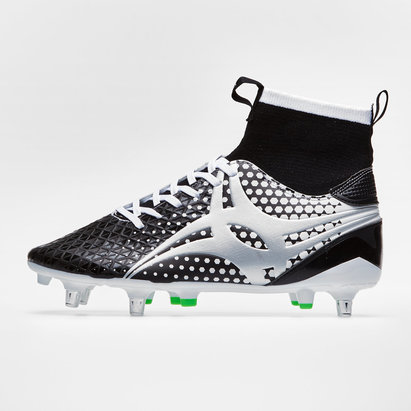 Gilbert Shiro Pro 6 Stud SG Rugby Boots