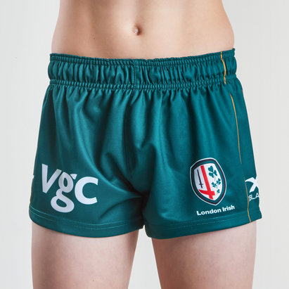 X Blades London Irish 2018/19 Kids Home Rugby Shorts