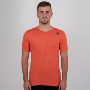 adidas Free Lift Short Sleeve Training T Shirt Mens