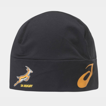 Asics South Africa Springboks 16/17 Beanie Hat