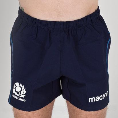 Macron Scotland 2018/19 Alternate Players Rugby Shorts