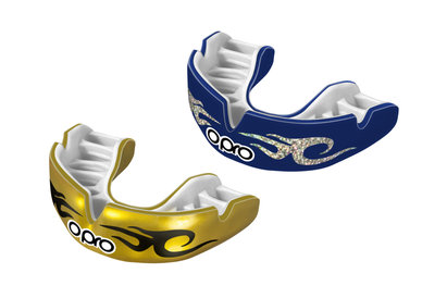 Opro Power-Fit Bling Mouth Guard