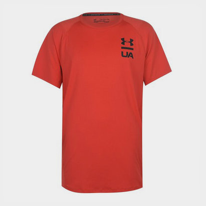 Under Armour Raid 2.0 Graphic S/S Training T-Shirt