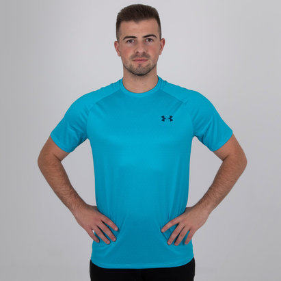 Under Armour Tech Printed S/S T-Shirt