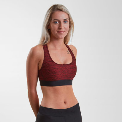 Under Armour Ladies Crossback Sports Bra