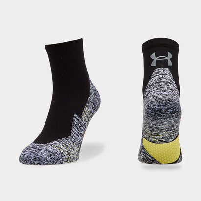 Under Armour Charged Cushion Quarter Socks