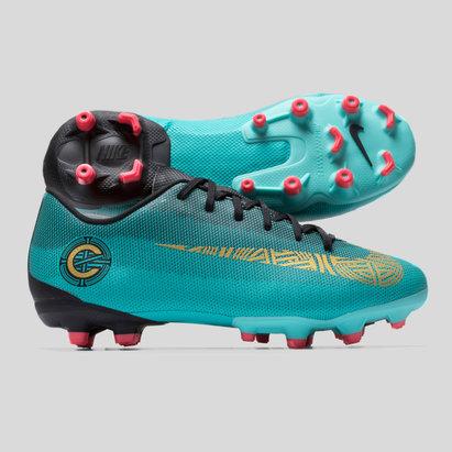 Nike Mercurial Vapor XII CR7 Kids Academy FG/MG Football Boots
