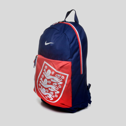 Nike England 2018 Stadium Football Backpack