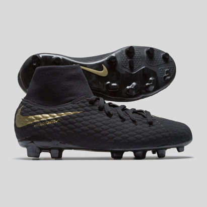Nike Hypervenom Phantom III Academy D-Fit Kids FG Football Boots