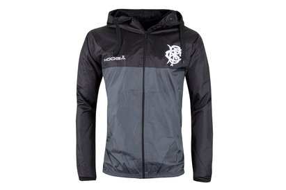 Kooga Barbarians 2017/18 Players Rugby Shower Jacket