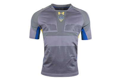 Under Armour Clermont Auvergne 2014/15 Alternate Authentic Match Test Rugby Shirt