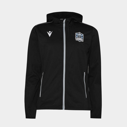 Macron Glasgow Warriors Anthem Jacket Mens