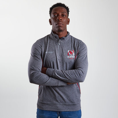 Kukri Ulster 2018/19 1/4 Zip Rugby Training Jacket