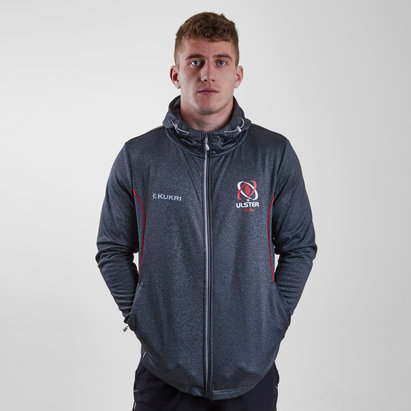 Kukri Ulster 2018/19 Performance Hooded Rugby Sweat