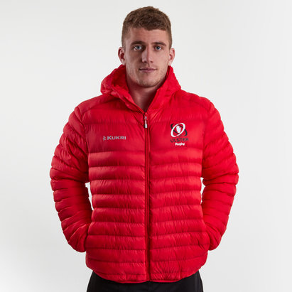Kukri Ulster 2018/19 Players Rugby Jacket