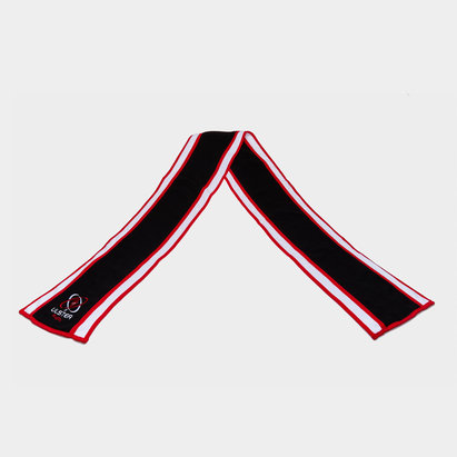 Kukri Ulster 2018/19 Supporters Fleece Rugby Scarf