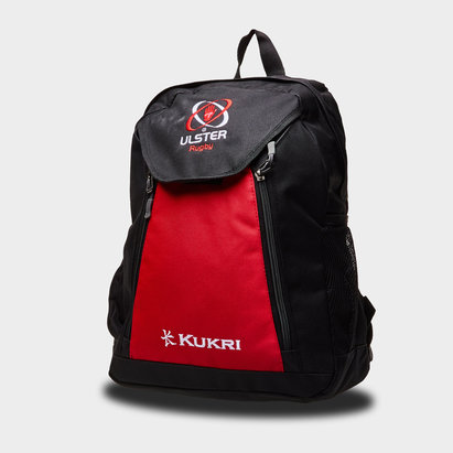 Kukri Ulster 2018/19 Rugby Backpack