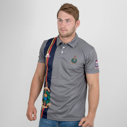 07a57acc9 Kitworld Royal Marines 2018 19 Rugby Polo Shirt