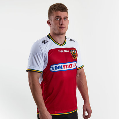 Macron Northampton Saints 2018/19 Alternate S/S Replica Shirt