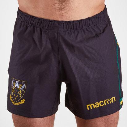 Macron Northampton Saints 2018/19 Home Rugby Shorts