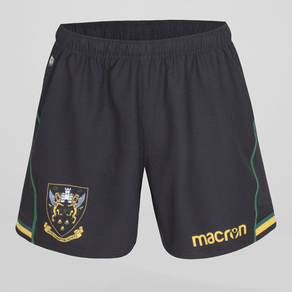 Macron Northampton Saints 2018/19 Kids Home Rugby Shorts