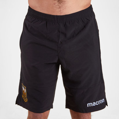 Macron Northampton Saints 2018/19 Players Rugby Training Shorts