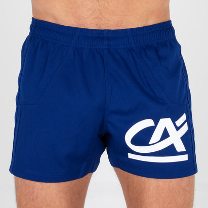 Kappa FC Grenoble 2018/19 Home Rugby Shorts
