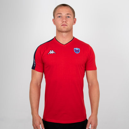 Kappa FC Grenoble 2018/19 Adama Rugby T-Shirt