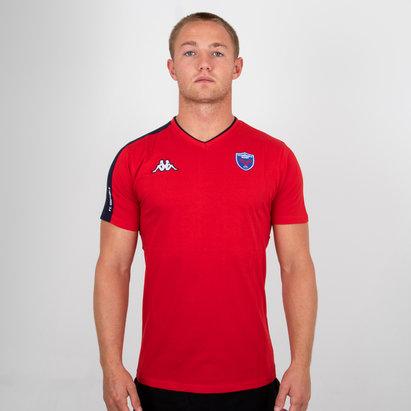 Kappa FC Grenoble 2018/19 Adama Rugby T-Shirt