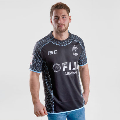 ISC Fiji 7s 2018/19 Alternate S/S Rugby Shirt
