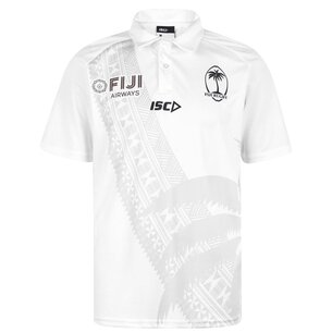 ISC Fiji 7s 2017/18 Players Rugby Polo Shirt