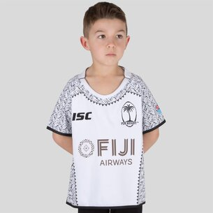 ISC Fiji 7s 2018/19 Kids Home S/S Shirt