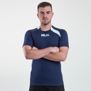 BLK Carbon Pro S/S Rugby Shirt