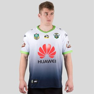 ISC Canberra Raiders NRL 2018 Women in League S/S Rugby Shirt