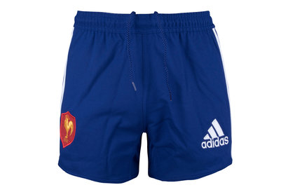 adidas France Authentic Players Rugby Training Shorts
