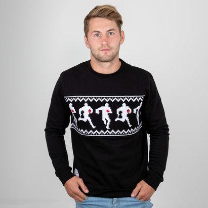 Rugby Division Ann Vintage Rugby Sweatshirt