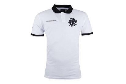 Kooga Barbarians 2017/18 Pique Rugby Polo Shirt