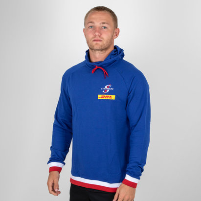 Genuine Connection Promotions Stormers 2018 Super Rugby Hooded Sweat