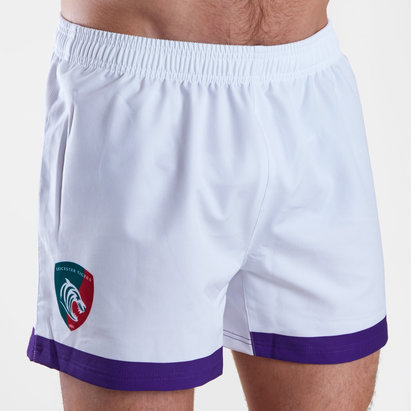 Kukri Leicester Tigers 2018/19 Alternate Shorts